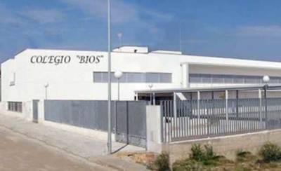 Una alumna herida tras caerle parte del techo en un colegio de Talavera