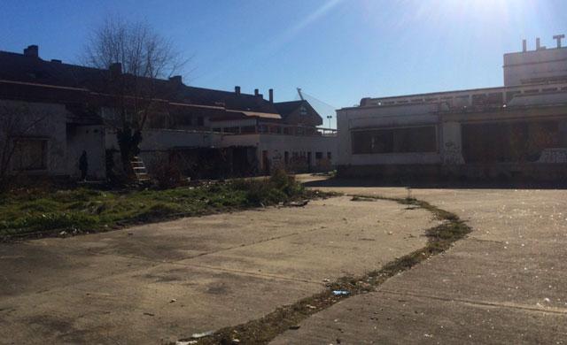 Comienzan los trabajos de demolición de la antigua ILTA en Talavera