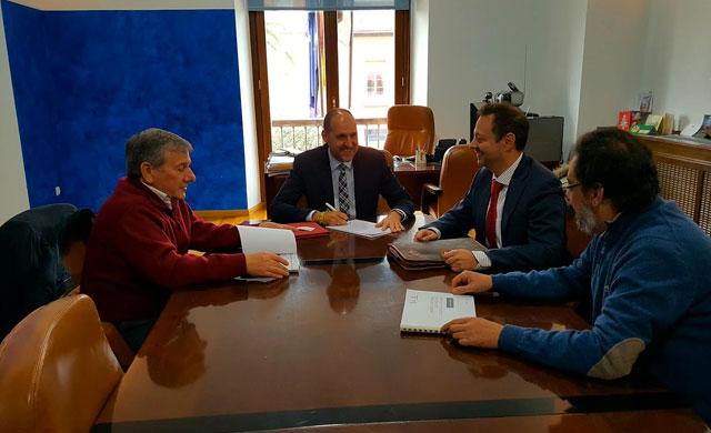 La Junta priorizará los proyectos que generen trabajo para Talavera