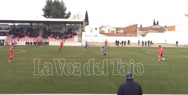 Victoria por la mínima del C.F. Talavera ante el Almagro C.F. (0-1)