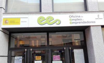 El número de desempleados sube en 129 personas en marzo en Talavera