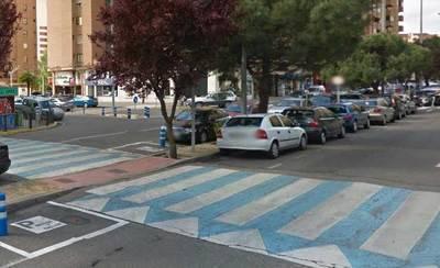 Los pasos de peatones de La Solana serán más visibles