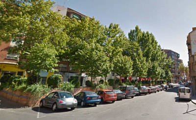 Prohibido aparcar en la Portiña de San Miguel este lunes y martes