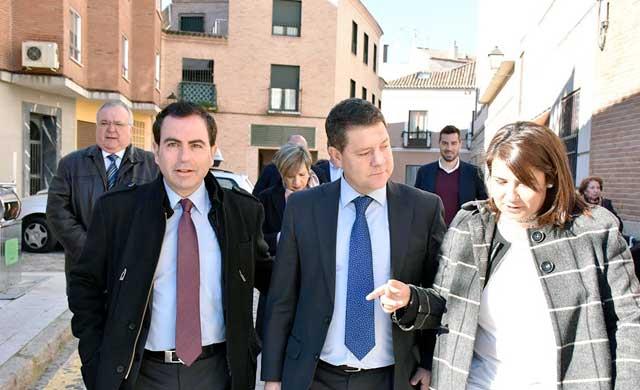 PSOE exige a Ramos que solicite los 820 contratos del Plan de Empleo