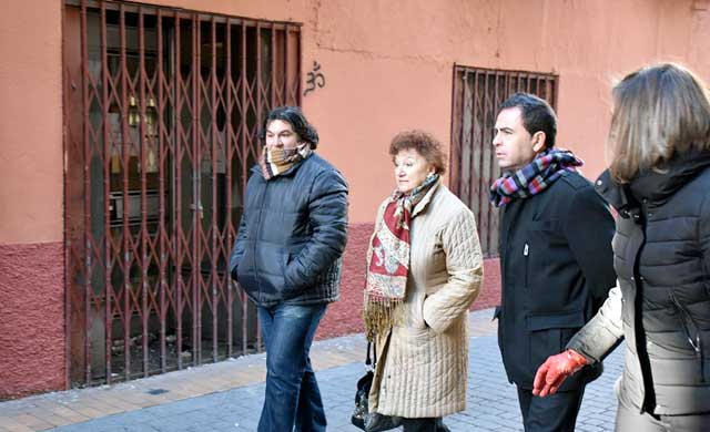 El PSOE pide un plan de dinamización comercial para Puerta de Zamora