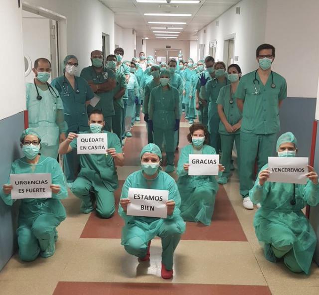 CORONAVIRUS   3 pacientes ingresados en el Hospital de Talavera