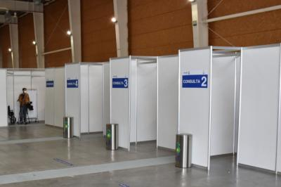 TALAVERA FERIAL | Más de 6.800 pruebas realizadas para detectar el Covid-19