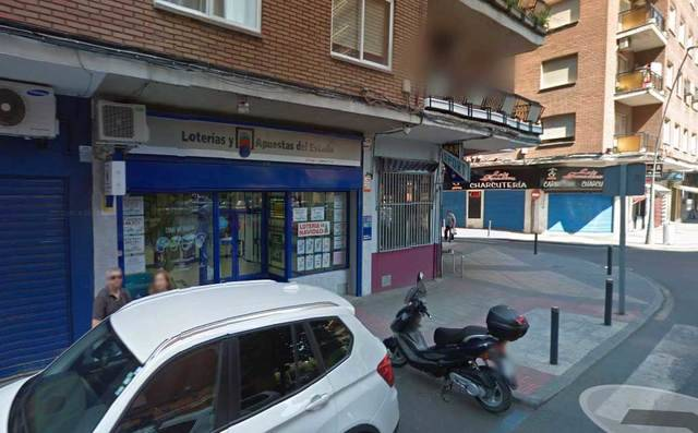 Administración de loterías n.10 de Talavera de la Reina /Google Maps