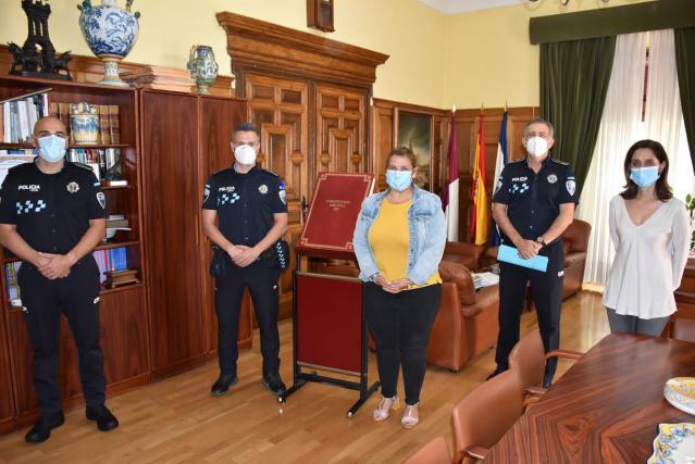 TALAVERA | Más agentes de Policía Local, Bomberos y auxiliares administrativos
