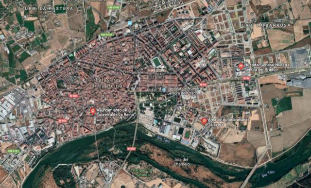 La provincia de Toledo podría beneficiarse en creación de empleo por 'el desbordamiento' de Madrid