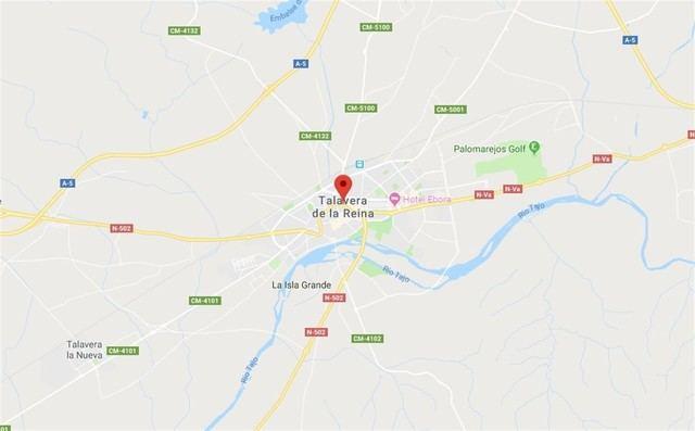 Un fallecido y dos heridos tras la colisión entre dos vehículos en Talavera de la Reina