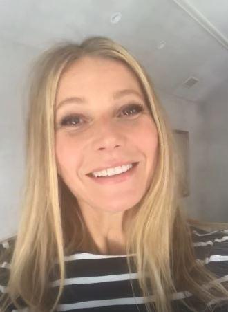 Gwyneth Paltrow envía un mensaje de ánimo a todos los talaveranos