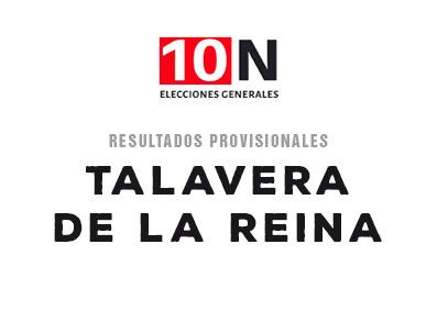 ESPECIAL 10-N   Talavera sigue apoyando al PSOE en las generales