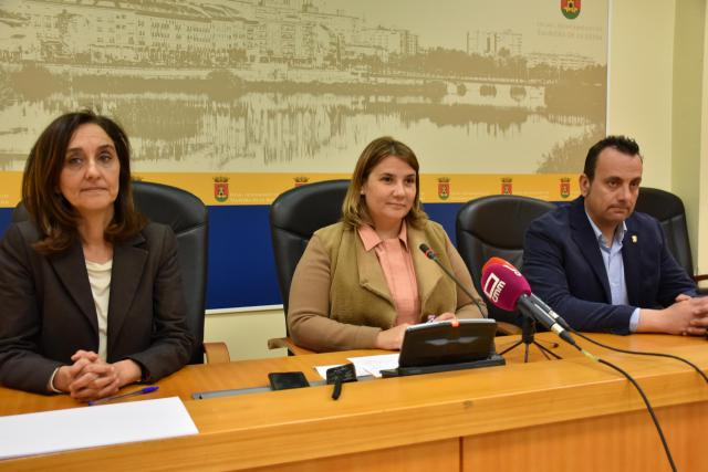 CORONAVIRUS | Tita García: 'Talavera no tiene a día de hoy ningún caso positivo'