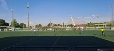 El CF Talavera B se queda a las puertas del ascenso a Tercera