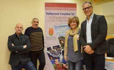 2.400 escolares y 34 centros participarán en 'Talavera Cuenta'