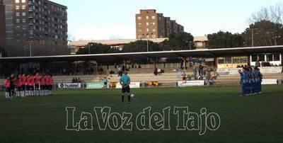 Un serio Villarrubia gana 'in extremis' a un intenso C.F. Talavera (0-1)