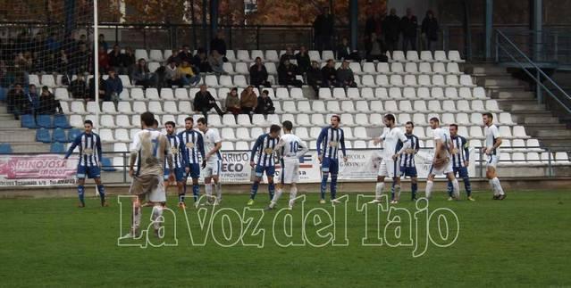'Manita' del CF Talavera al CD Illescas