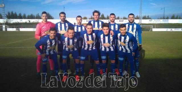 Un insaciable CF Talavera se resarce de la mala racha ante el CD Marchamalo (0-6)