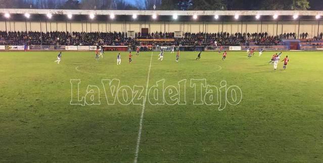 El CF Talavera cierra la primera vuelta con un empate contra el Villarrobledo