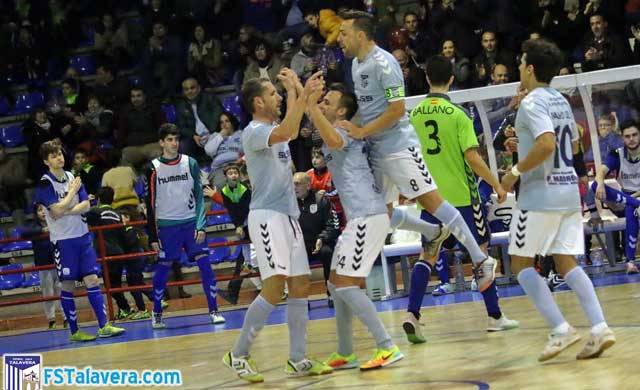 El Soliss FS resurge y bate al Inter Movistar 'B'