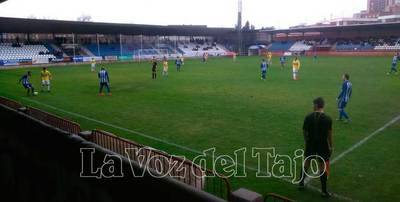 Un correoso Atlético Tomelloso vence al C.F. Talavera (2-1)