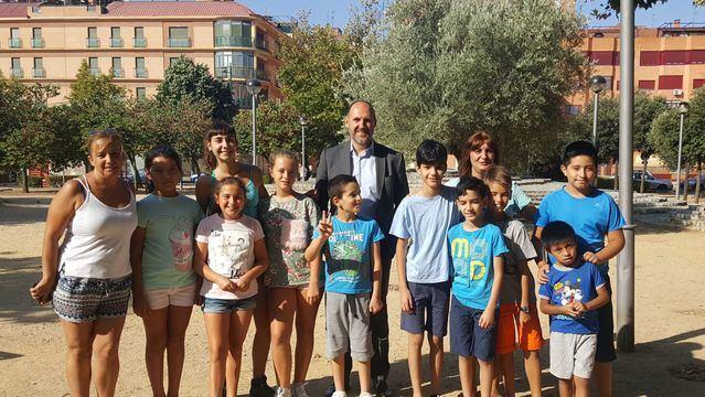 50 jóvenes de El Pilar y El Carmen de Talavera están participando en los talleres de convivencia ciudadana