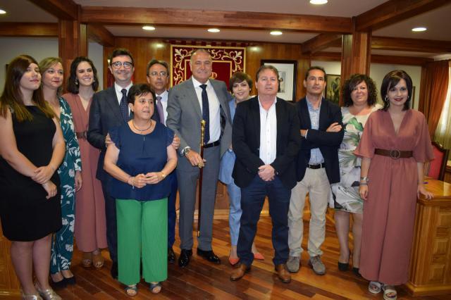 Carrizo revalida con mayoría absoluta la Alcaldía de Tarancón