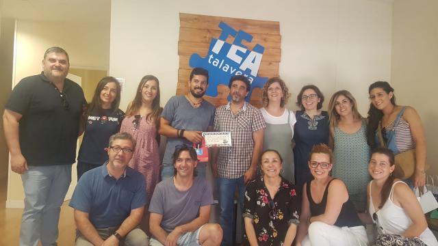 El IES 'La Jara' y TEA Talavera, unidos en el desarrollo de un taller de robótica