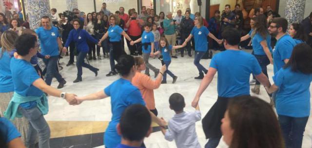 TEA Talavera presenta el vídeo del flashmob 'Mi música es tu voz'