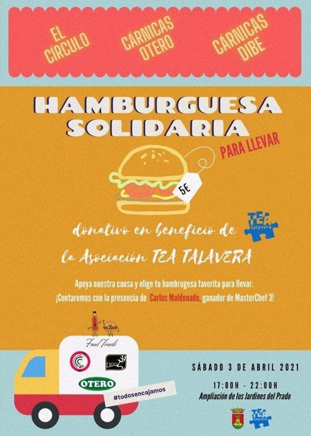 MALDONADO | No te pierdas la food truck y consigue tu Hamburguesa Solidaria