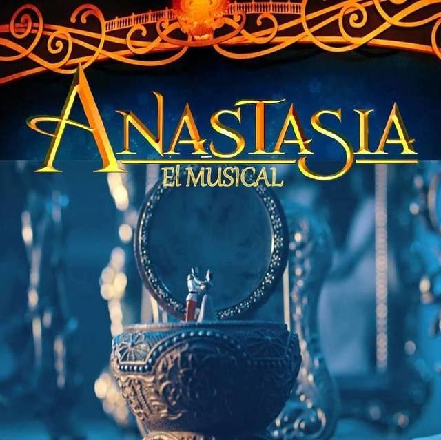 Tras agotar las entradas en sus primeras funciones regresa 'Anastasia, El Musical'