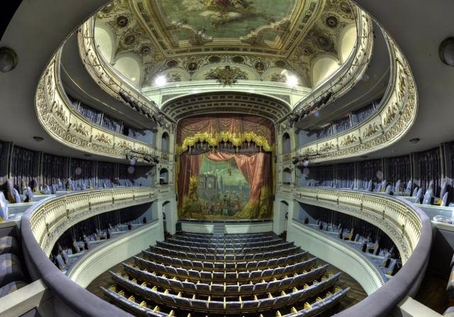 CULTURA | El teatro de Rojas abrirá de nuevo sus puertas