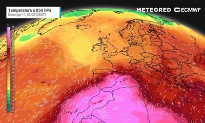 Este fin de semana se podría llegar a los 50 ºC en España