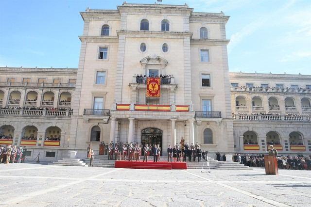 El teniente general talaverano César Muro Benayas recibe el premio 'Gran Capitán'
