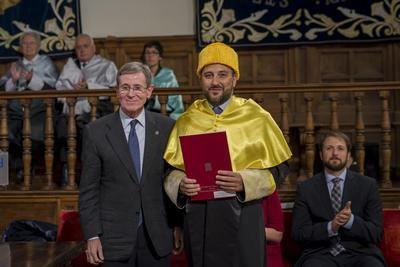 La tesis de un facultativo del Hospital de Toledo, premiada por la Real Academia de Medicina