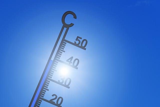 FIN DE SEMANA | Alerta por temperaturas de más de 40 grados