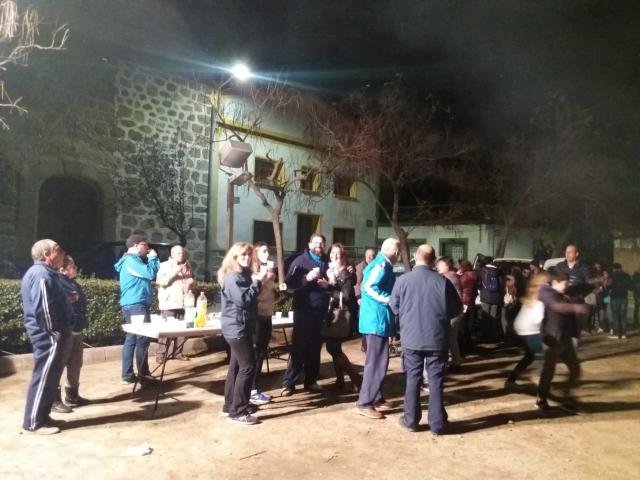 SAN MARTÍN DE MONTALBÁN celebró su 354 aniversario