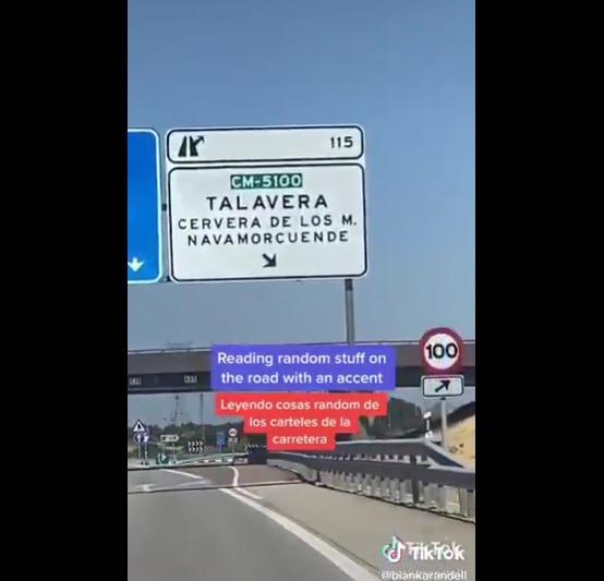 VIRAL | El vídeo de Tik Tok que arrasa en la red… y sale 'Chalavera' y 'Santa Olala'