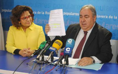 La fuerza de Cospedal: Tirado y Riolobos volverán a liderar la lista al Congreso por el PP de Toledo