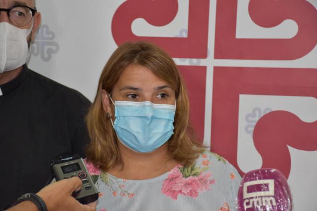 TALAVERA | El llamamiento de Tita García para frenar el Covid: