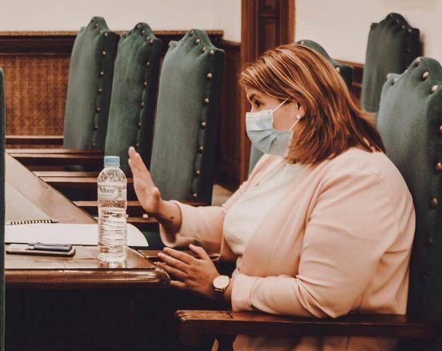 URGENTE | La alcaldesa de Talavera pide medidas más restrictivas para frenar el Covid