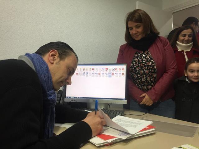 Agustina García presenta su candidatura para las elecciones municipales
