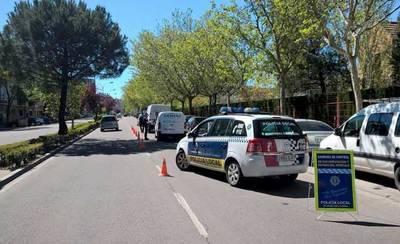 Campaña policial para controlar las condiciones de los vehículos