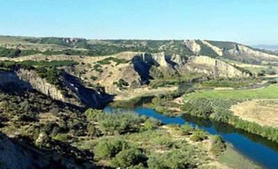 La implantación de una gravera amenaza las Barrancas de Talavera