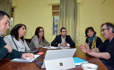 PSOE se reúne con AFRICAMA para apoyar al sector lácteo en Talavera