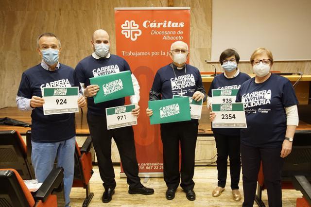 TOLEDO | Este fin de semana finaliza la Carrera Virtual Solidaria Fundación Eurocaja Rural