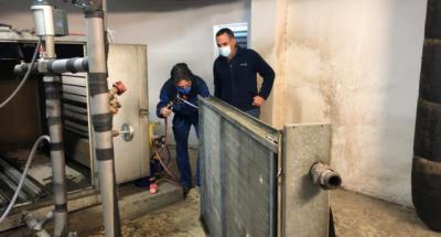 HOSPITAL | Arreglada la calefacción en el 'Virgen de la Salud'