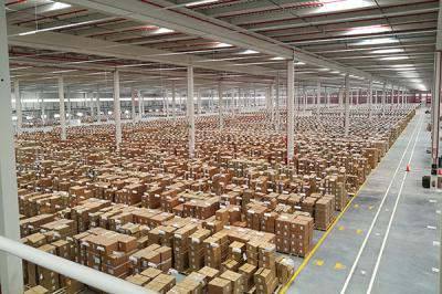 EN UN PUEBLO DE TOLEDO | La multinacional Logisfashion prepara la apertura de un nuevo centro logístico