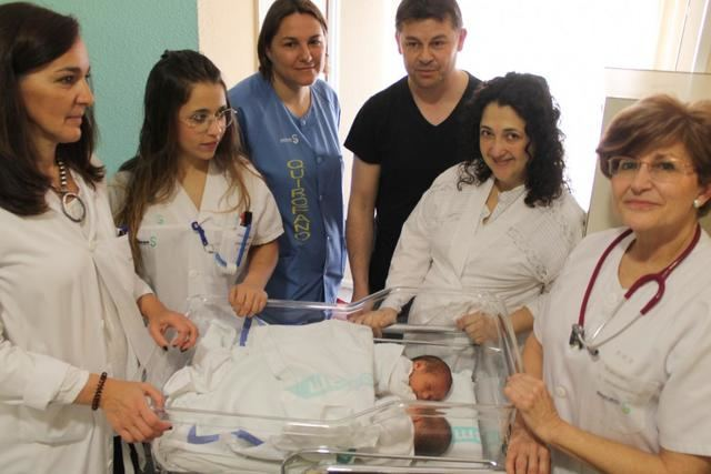 El Hospital de Toledo incorpora la figura de la matrona en el área de hospitalización